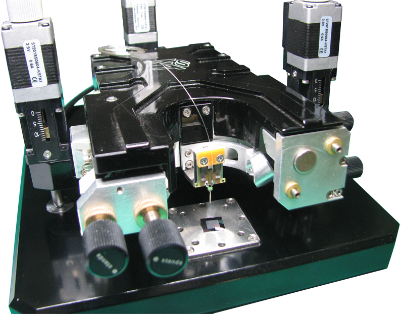 Certus NSOM - Scanning  Probe  Microscope (SPM), equipped with specialized probe holders and  optical  equipment necessary for carrying out of researches use  near-field  effect (Near-Field Scanning Optical Microscope)